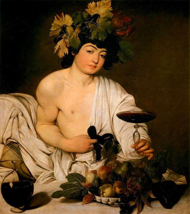 El Dios del Vino, Baco